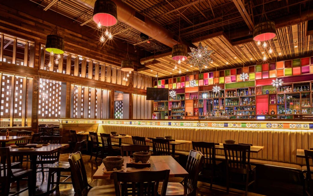 Mago Grill And Cantina D K Interiors Architecture